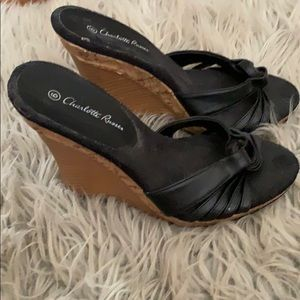 Shoes - Size 6 wedges